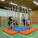 Trainings im Frühling 2014