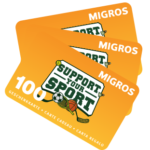 Support your Sport – Migros